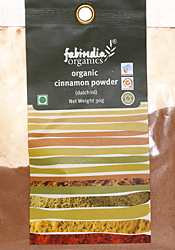 Fabindia Organic Cinnamon Powder (Dalchini)