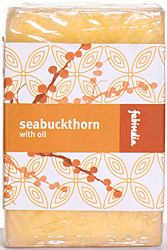 Fabindia Seabuckthorn With Oil  (Bathing Bar)