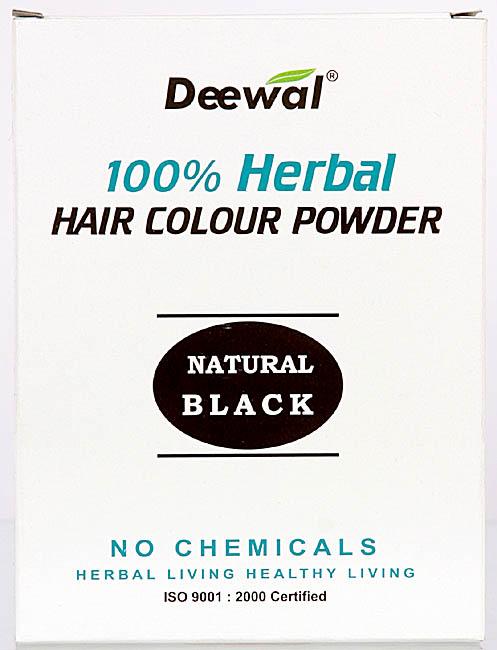 exoticindiaart.comDeewal 100% Herbal Hair Colour