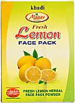 Fresh Lemon Face Pack (Fresh Lemon Herbal Face Pack Powder)