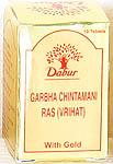 Garbha Chintamani Ras (Vrihat) - With Gold