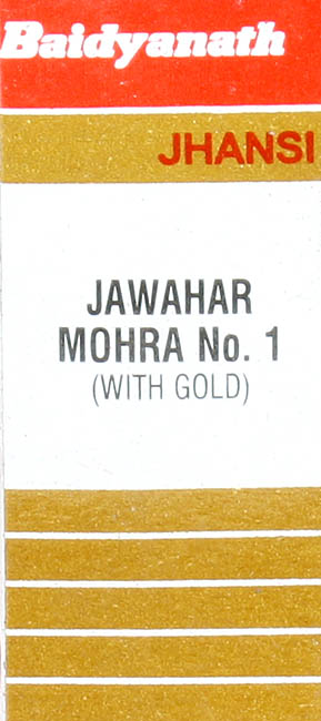 Jawahar Mohra No.1 (With Gold)