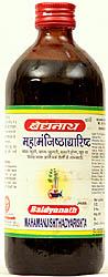 Mahamanjishthadyarishta
