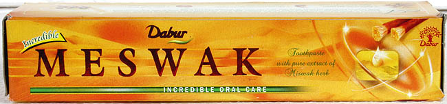 Meswak Complete Oral Care Toothpaste