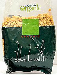 Organic Chana Dal