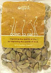 Organic Green Cardamom Whole