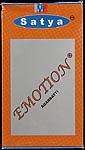 Satya - Emotion  Agarbatti (Pack 12 Packets)