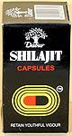 Shilajit Capsules (Retain Youthful Vigour)(100 Capsules)