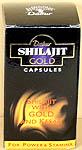 Shilajit Gold Capsules (Shilajit with Gold And Kesar) Net. 20 Capsules