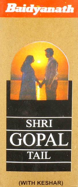 Shri Gopal Tail (With Keshar): Oil