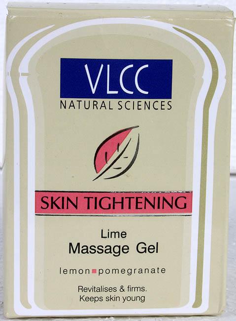 Skin Tightening - Lime Massage Gel