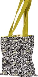 Block-Printed Jhola Bag from Ranthambore
