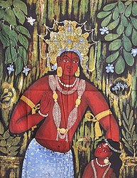 Lady from Ajanta