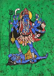 Kali, The Terrible