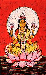 Lakshmi Goddess of Wealth