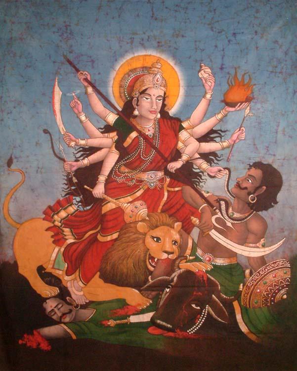 durga. Durga and the Untamability of