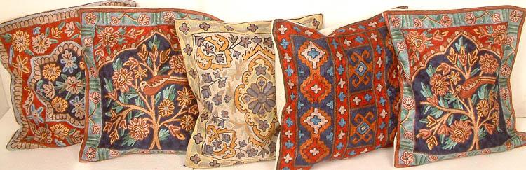 подушки в арабском стиле своими руками
