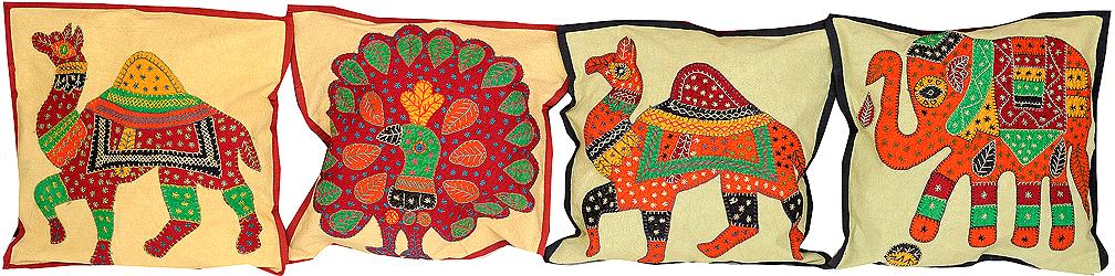декоративные чехлы для подушек