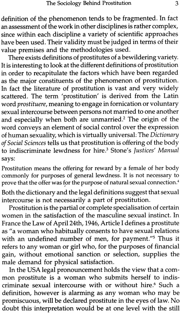conclusion of prostitution Legalize prostitution by rwl 9680101 stand-alone project, part a: select a contemporary legal issue discussed during this course select a topic that interests you.