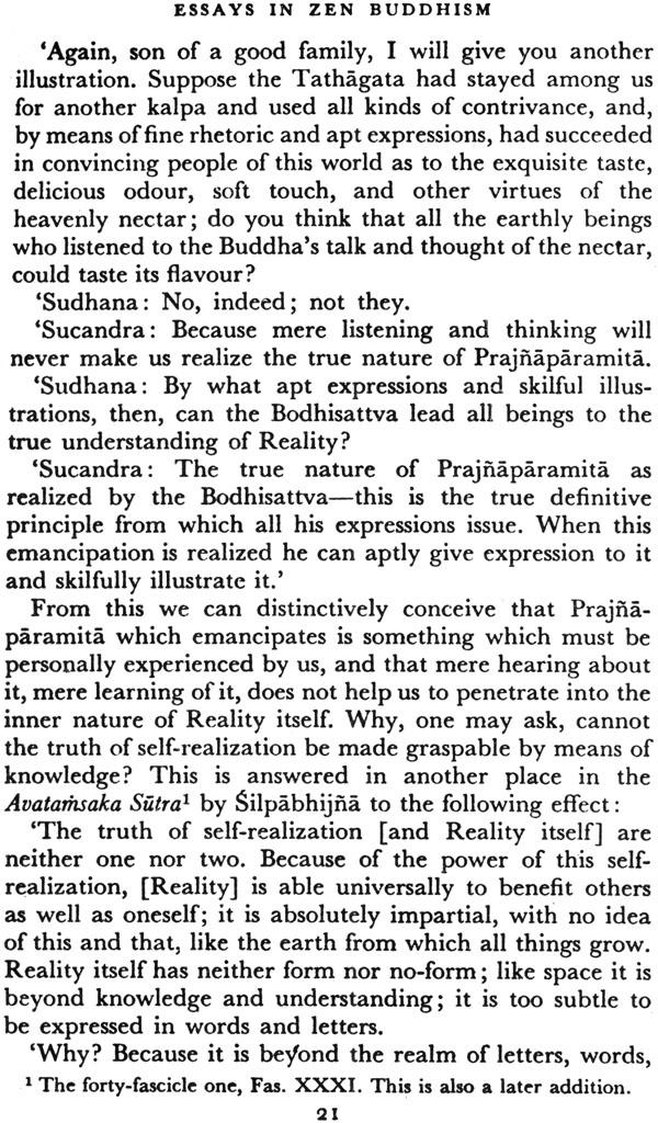 dt suzuki essays in zen buddhism Hu shi and dt suzuki during his visit to china in 1934 essays in zen buddhism: third series zen buddhism: selected writings of d t suzuki, doubleday.