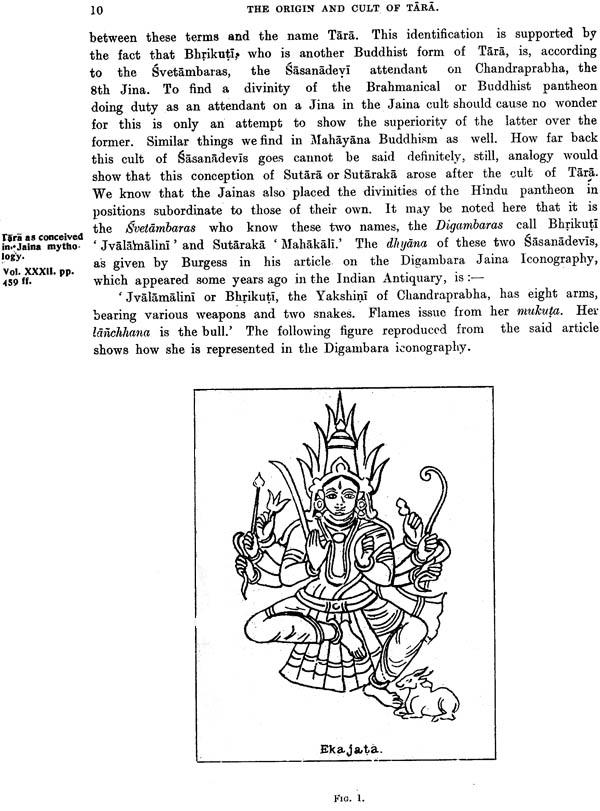 the cult of tara Compassion the symbolic depictions of avalokiteshavara, white tara and green  tara will  tibetan buddhism with its mystic cults, symbolism and mythology.