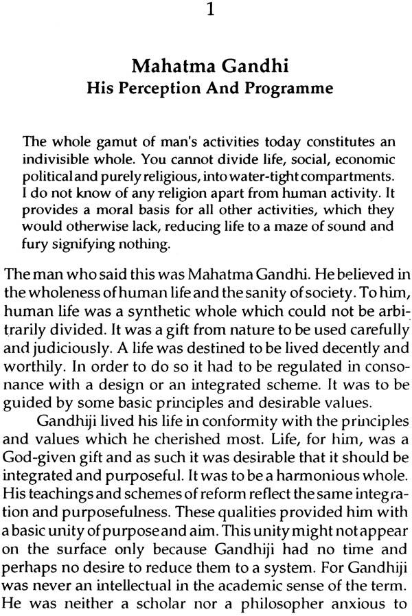 Gandhiji And His Disciples