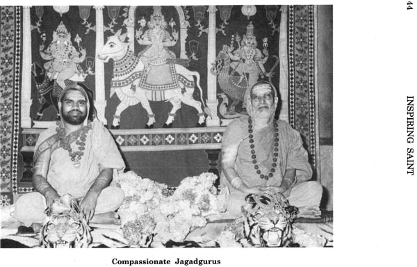 Inspiring Saint Life And Teachings Of His Holiness Jagadguru Sri