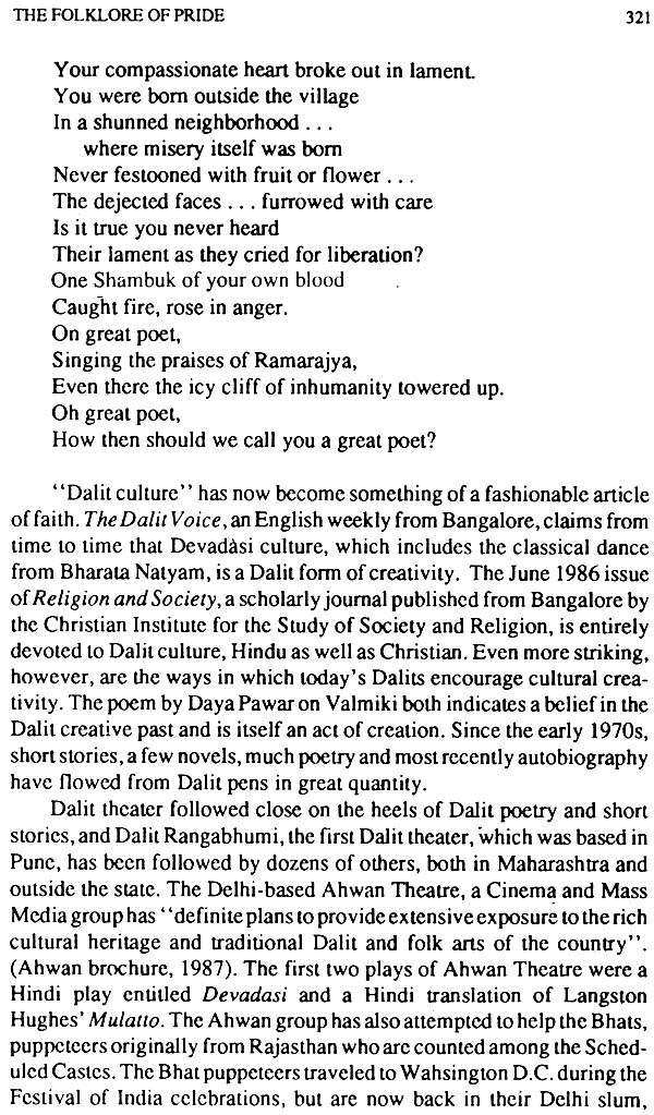 from untouchable to dalit essays on the ambedkar movement  sample pages