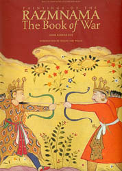 Paintings of The Razmnama (The Book of War)