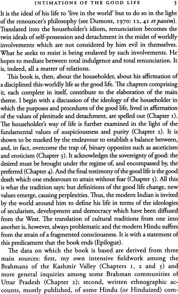 Asceticism and renunciation