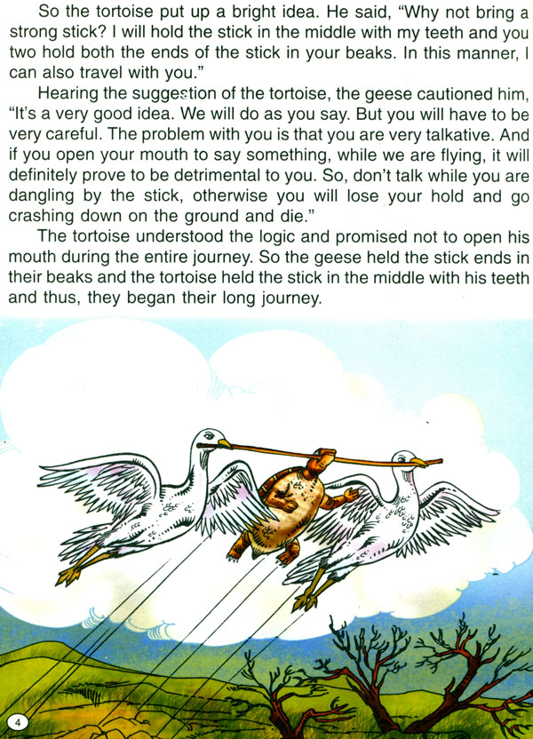 Moral Stories from Panchatantra (Gems of Stories That Flash Moral Values To  Enrich Our Lives)