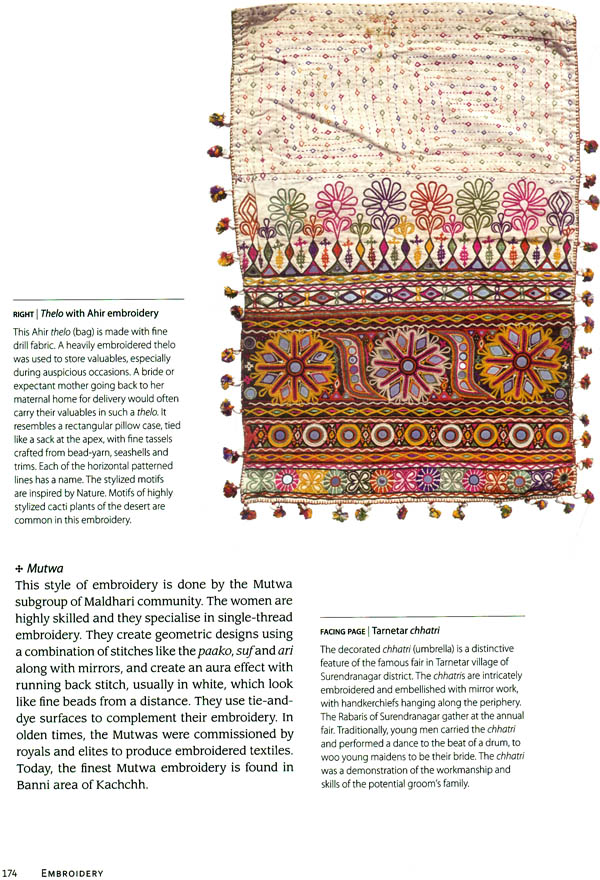 handicrafts of gujarat This 10 nights and 11 days itinerary is a perfect tour to explore textile and handicrafts of gujarat the major destinations en route are ahmadabad, gondal, junagarh, gir, jamnagar, kutch, dasada and patan.