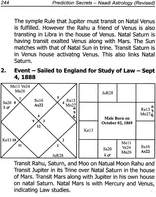 Prediction Secrets Naadi Astrology (Revised and Enlarged)