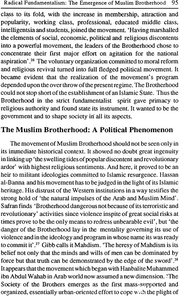 an analysis of the ideologies of fanaticism and fundamentalism Focus analysis growing power of islamist fanaticism on pakistani politics growing power of islamist fanaticism on wherein the political ideology of.