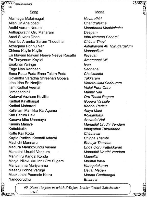 Top 12 Kalyani Ragam Songs Telugu - Gorgeous Tiny