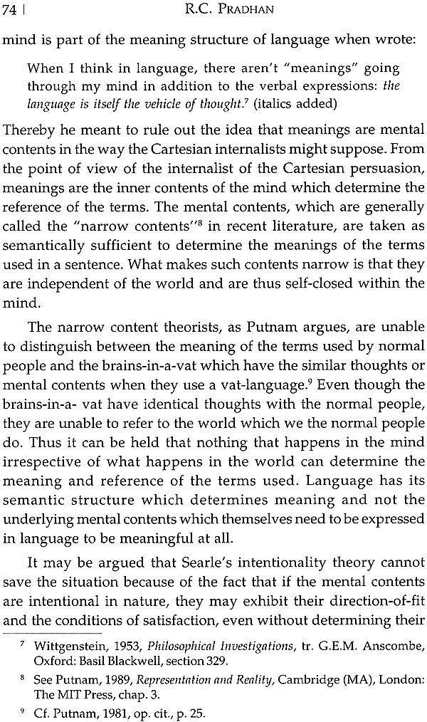 Internalist vs. Externalist Conceptions of Epistemic Justification