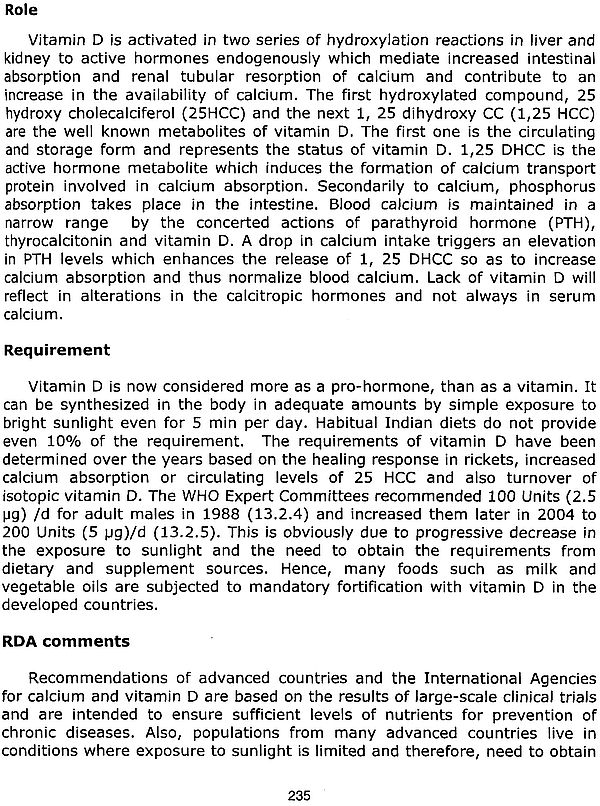 Daily requirement of calcium for adults recommended by icmr is