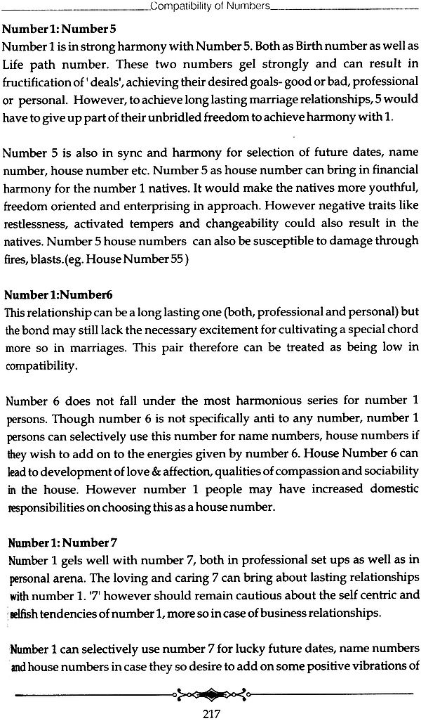 Numerology for All