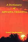A Dictionary Of Advaita Vedanta