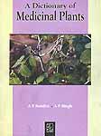 A Dictionary of Medicinal Plants