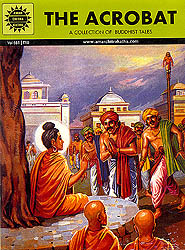 The Acrobat Buddhist Tales