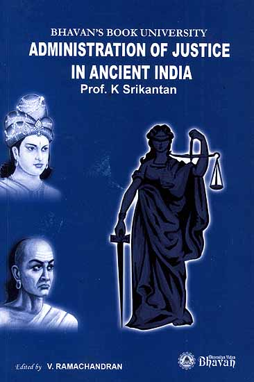 Administration of Justice In Ancient India