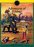 Adventures of Krishna (3 Illustrated Classics from India: Krishna and Narakasura, Krishna and Jarasandha and Krishna and the False Vaasudeva)