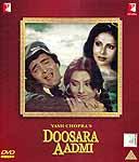 The Second Man (Doosara Aadmi) (DVD): Hindi Film with English Subtitles