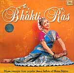 Bhakti Ras Music Excerpts from Popular Dance Ballets of Hema Malini (Audio CD)