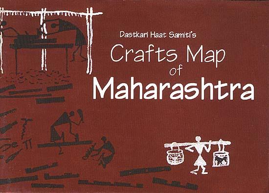 Crafts Map Of Maharashtra
