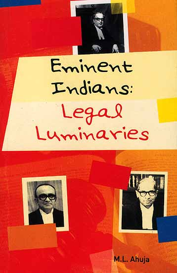 Eminent Indians: Legal Luminaries