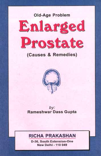 Enlarged Prostate (Cause and Remedies)