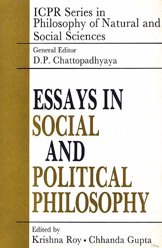 Essays in Social and Political Philosophy