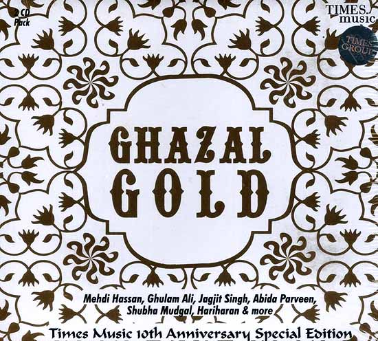 Ghazal Gold (Set of Two Audio CDs): Times Music 10th Anniversary
